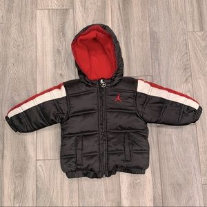 🆕 Air Jordan Toddler Winter Coat - 18 months